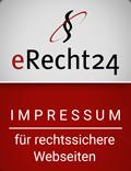 erecht24 Impressum